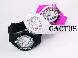 CACTUS 腕時計