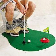 トイレ ゴルフ