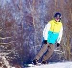 スノーボード 冬