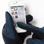 スマホ手袋メンズのおすすめをご紹介!人気のブランドは?
