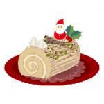 クリスマスケーキはブッシュドノエル!意味やデコレーションのコツは?