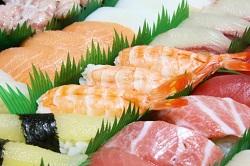 お寿司 カロリー