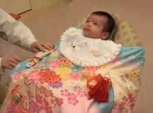 赤ちゃん 着物