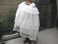 女の子の赤ちゃん セレモニードレス