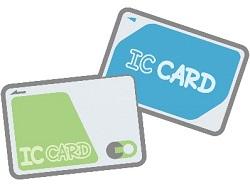 IC型 定期券
