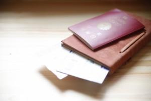 パスポート 手帳