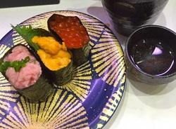 お寿司 食べ方