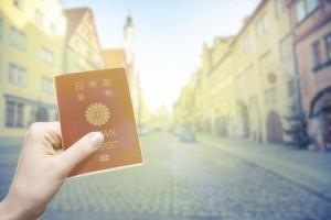 パスポート 海外