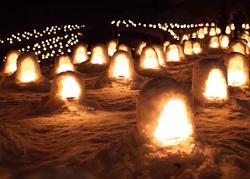 湯西川温泉かまくら祭 ツアー