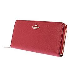 お財布 赤色