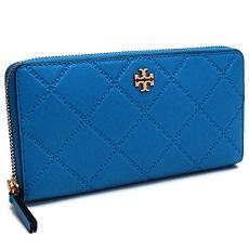 お財布 青色