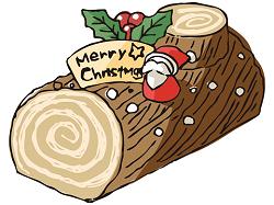 クリスマス ブッシュドノエル