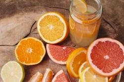 グレープフルーツジュース ビタミンC