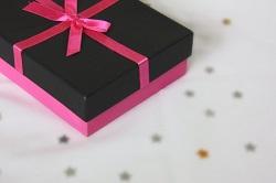 プレゼント 贈る