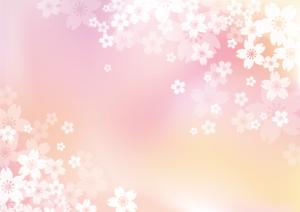 桜 イラスト ピンク