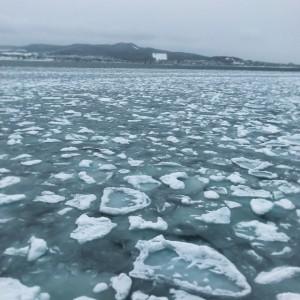 紋別 流氷