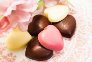 ハート チョコレート