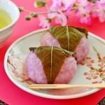 桜餅と道明寺は関東と関西の違い?材料や葉っぱの違いは?