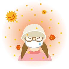 花粉症 病気
