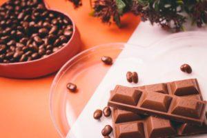 麦チョコ 板チョコ