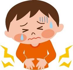 腹痛 ノロウイルス