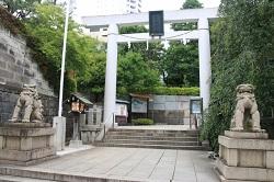乃木神社 港区赤坂