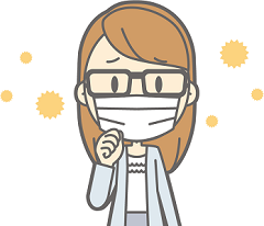 花粉症 汚染