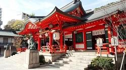 生田神社 兵庫県