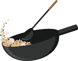 中華鍋 チャーハン