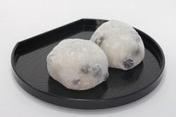 大福 小豆 餅