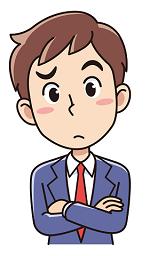 新入社員 イラスト 疑問