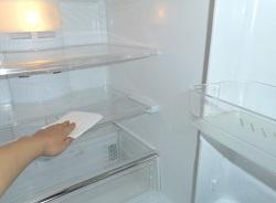冷蔵庫 庫内
