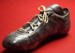 靴の形 チョコ