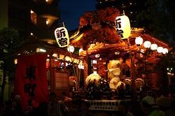 大國魂神社 くらやみ祭
