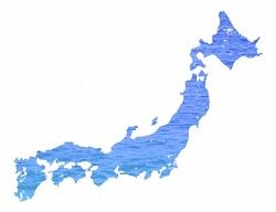 日本 地域