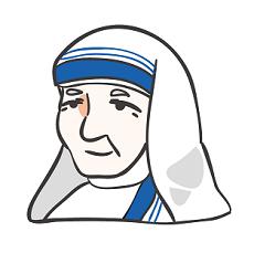 マザーテレサ 偉人