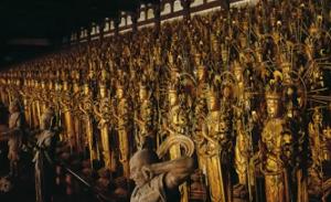 蓮華王院三十三間堂