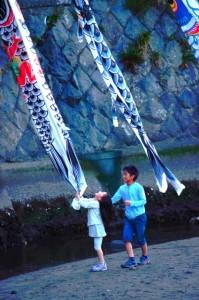 鯉のぼり 男の子 女の子
