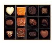 ゴディバ チョコレート