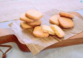 パルミジャーノチーズクッキー