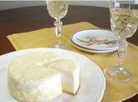 チーズケーキ ワイン