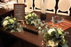 結婚式 ウェルカムスペース