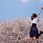 春休み 桜