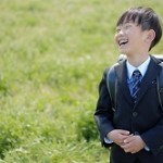 男の子 入学式