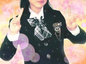 女の子 制服 キラキラ