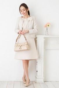 入学式 ママ 服装 ワンピース