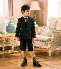 男の子 スーツ ハーフパンツ