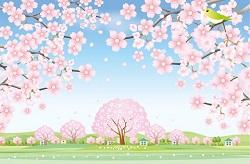 春休み 期間
