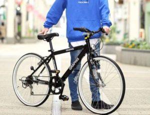 自転車 男性