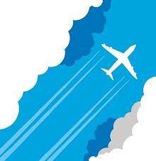 飛行機 速達